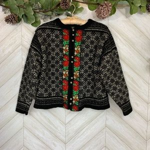 Sweaters - Squaw Valley Wool Sweater Large